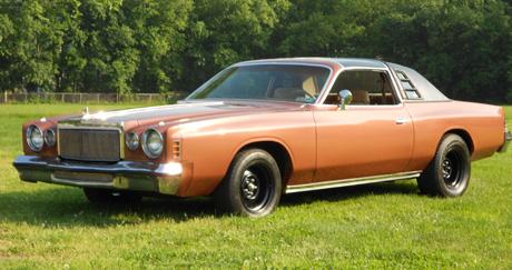 1977 Chrysler Cordoba By Bill B. image 1.