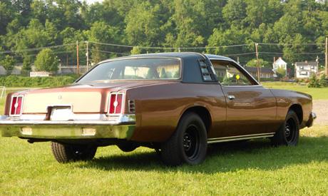 1977 Chrysler Cordoba By Bill B. image 2.