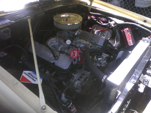 1981 Chrysler Cordoba By James Williford image 2.