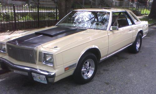 1981 Chrysler Cordoba Update By James Williford image 1.