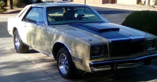 1981 Chrysler Cordoba Update Image 1