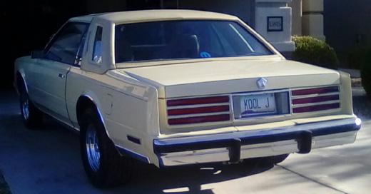 1981 Chrysler Cordoba Update Image 2