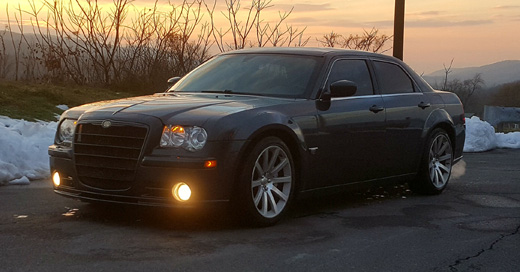 2007 Chrysler 300 SRT8 By Trevor Perry Image 1